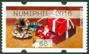 Weihnachtspaket numiphil 2016